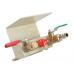Домкрат подкатной пневматический 3Т (3 подушки) SATRA S-ABJ3