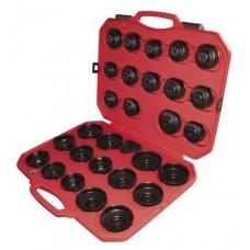 Набор чашек для снятия масляных фильтров 30 пр. ASTA A-2071701