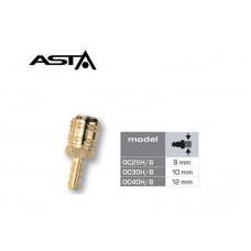 Быстросъем 10 мм 1/4 ASTA OC30H/B