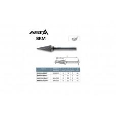 Фреза конусная 8X65мм SKM DIN8033 ASTA A-MD7838665