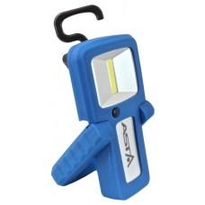 Беспроводная LED лампа 2W COB с клипсой ASTA A-G001