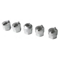 Набор головок для демонтажа верхних гаек амортизатора ASTA A-SN005
