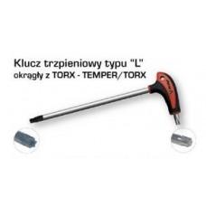 Ключ TORX с Т-обр. рукояткой Т10 ASTA LAL-T10