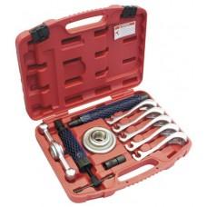 Набор для снятия ступицы тормозн.колеса 11пр. ASTA A-706B