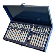 Набор специальных бит в металическом боксе 40 шт. ASTA 927040